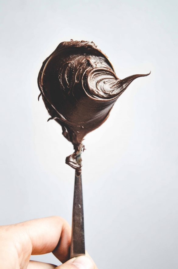 basisrecept chocolade ganache